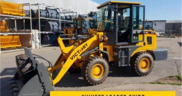 Complete Guide to buying a Chinese Wheel Loader in Australia