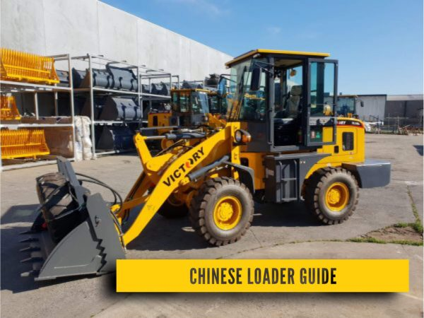 Chinese Wheel Loader Guide