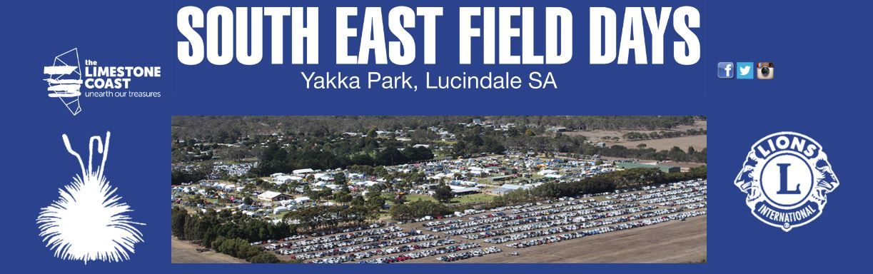 South East Field Days Banner - 2019 South East Field Days (Site 651)