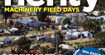 2019 Henty Machinery Field Days